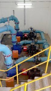 Mandeni pumping 1B
